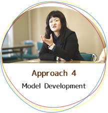 Developing models for realizing diverse research environments